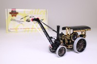 Matchbox Collectibles YAS07-M; 1929 Fowler Steam Crane; Marston's Road Services