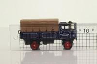 Days Gone Lledo DG088012; 1931 Sentinel DC4 Steam Wagon; GM Peach & Son, Berkswell