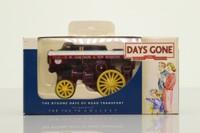 Trackside DG125003; Burrell Showmans Steam Locomotive; TW Gascoigne & Son, Bodicote