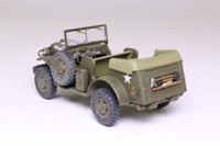 Corgi Classics CC51708; Dodge WC; 56; Command Car, 7th Army, Sicily 1943