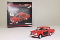 Vanguards VA07305; Ford Cortina MkI; GT;  1965 Scottish Rally 1st; Roger Clark; RN1