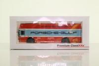 Premium ClassiXXs 12203; Mercedes-Benz Racing Transporter; Porsche-Gulf