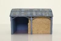 Hornby R8784; Trackside Building; Dutch Barn, Skaledale