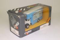 Corgi C953/5; Bedford O Series Pantechnicon; Griff Fender; Swansea & London