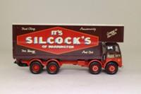 Corgi 12601; Foden FG; 8 Wheel Rigid Pole Truck: Silcock's of Warrington