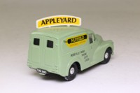 Corgi C957/11; Morris Minor Van; Appleyard; Nuffield Tractors
