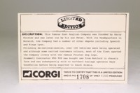 Corgi 17905; Scammell Contractor Ballast Tractor, The Pointer Group