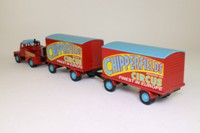 Corgi 97915; Scammell Highwayman; Ballast & Two Animal Trailers, Chipperfield's Circus