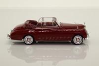 Minichamps 436 134930; Rolls-Royce Silver Cloud II Cabriolet; Deep Red