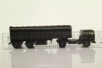Solido 257; Camion Citerne; Dark Green, F-34