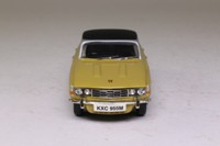 Vanguards VA06500; Rover P6; 3500 V8, Almond, Black Roof