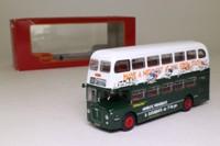 Corgi OOC OM45604; BMMO D9 Bus; Midland Red; 181 Birmingham via Shirley, Hall Green Stadium