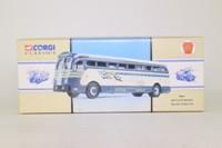 Corgi Classics 98461; Yellow Coach 743; Greyhound Lines, Dest Philadelphia