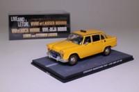 James Bond; Checker Marathon Taxi; Live And Let Die; Universal Hobbies