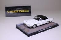 Universal Hobbies 42; James Bond; Ford Thunderbird; Goldfinger