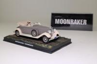 Universal Hobbies 59; James Bond, Hispano-Suiza; Moonraker