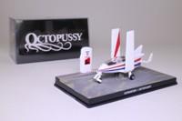 Universal Hobbies 90; James Bond, Acrostar Plane; Octopussy