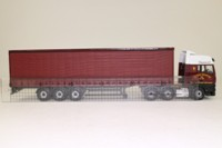 Corgi CC13402; ERF ECT High Entry Sleeper Artic; Curtainside: Torridge Transport Ltd,