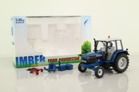 Imber IMB001; Ford Powerstar 5640 Tractor 2wd; Blue & Grey