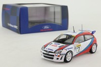 Vitesse SKM99019; Ford Focus WRC; 1999 Rallye de Monte Carlo DNF; McCrae & Grist; RN7