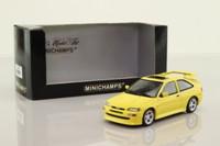 Minichamps 430 082105; Ford Escort Cosworth; 1992, Zinkgelb yellow