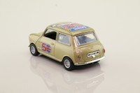 Oxford Diecast SP010; BMC Mini; 50 Years of the Mini; Gold