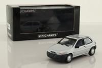 Minichamps 430 085004; 1995 Ford Fiesta; Silver