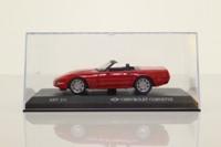 Detail 211; Chevrolet Corvette ZR1 Cabrio; Open Top, Red