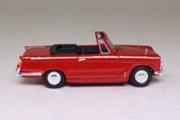 Vanguards VA07404; Triumph Herald Convertible; Signal Red
