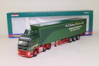Corgi CC13507; Volvo FM; Artic Curtainside; RF Fielding, Cheshire