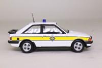 Vanguards VA11002; Ford Escort MkIII XR3i; Cambridgeshire Police