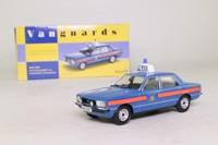 Vanguards VA11901; Ford Cortina MkIV 1.6L Police, Hertfordshire Constabulary