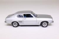 Minichamps 430 085500; 1969 Ford Capri MkI; Silver Metallic