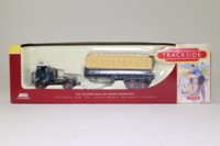 Trackside DG149004; AEC Mammoth Artic; 2 Axle Flatbed, Pickfords, Sack Load