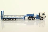 IMC Models 33-0045; Scania R143; Goldhofer 4 Axle Semi Low Loader; Breuer