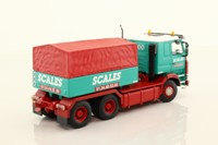 WSI Models 06-1015; Scania 3 Series; Ballast Box With Tilt; Scales