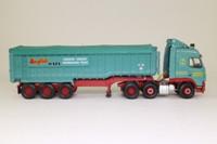 Corgi CC12429; Volvo FH; Bulk Tipper; Cooper Buckley Ltd, Mornflake Oats