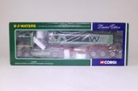 Corgi CC12008; MAN F90 Artic; Bulk Tipper: B.J. Waters, Darley Dale