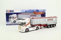Corgi CC13771; Scania R Cab; Artic Bulk Tipper; O'Donovan Waste Disposal
