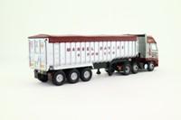 Corgi CC14023; Volvo FH; Artic Bulk Tipper; Mansel Davies & Son Ltd; Llanfyrnach, Pembrokeshire