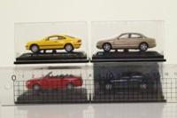 Cararama; Bargain Box; Assorted 1:72 Scale Vans & Cars