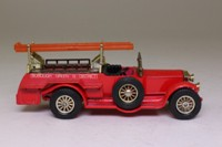 Models of Yesteryear Y-6/4; 1920 Rolls-Royce Fire Engine; Red, Red Chassis, Brown Ladder