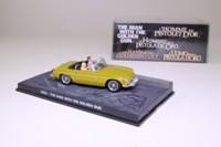Universal Hobbies 19; James Bond MGB Roadster; The Man With The Golden Gun