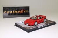 Universal Hobbies 10; James Bond Ferrari F355 GTS; Goldeneye
