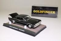 James Bond, Lincoln Continental; Goldfinger; Universal Hobbies