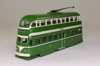Corgi OOC 43502; Blackpool Balloon Tram; Blackpool Transport, Wartime Livery