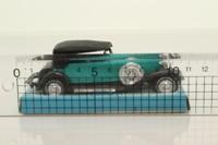 Cragstan; 1932 Packard; Jade & Black