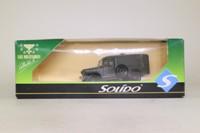 Solido 6004; Dodge WC Van; US Army Signals Corps