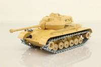 Solido 6065; M47 Patton Tank; Desert Camo, Metal Tracks