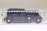 Solido 4097; 1934 Renault Reinastella Type RM2; Dark Blue